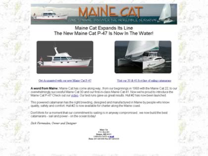 Cached version of Maine Cat