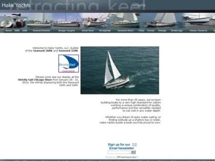 Cached version of Seaward Sailboats