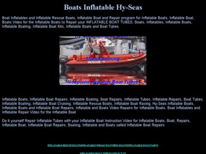 Cached version of Hy-Seas Inflatable boats