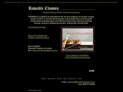 Cached version of Rowable Classics