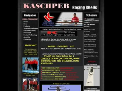 Cached version of Kaschper Racing Shells