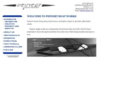 Cached version of Peinert Boat Works