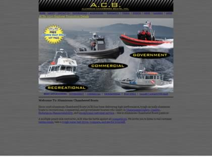 Cached version of Aluminum Chambered Boats