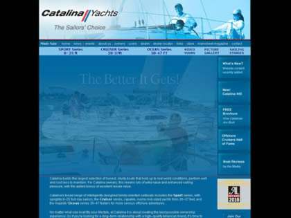 Cached version of Catalina Yachts