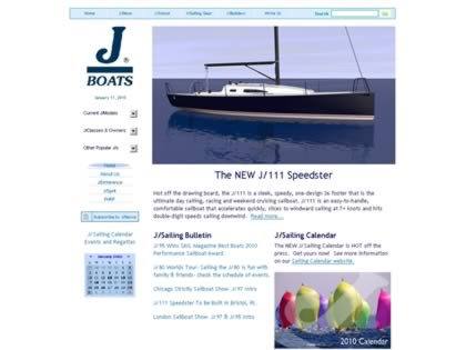 Cached version of J Boats