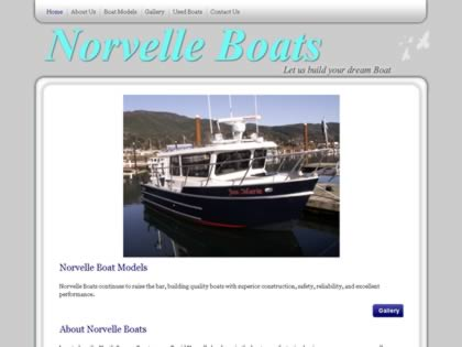 Cached version of Norvelle Boats
