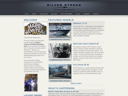 Cached version of Silver Streak Boats Ltd