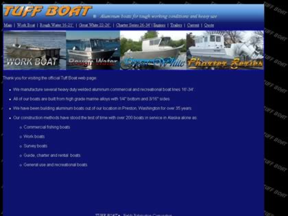 Cached version of Tuff Boat