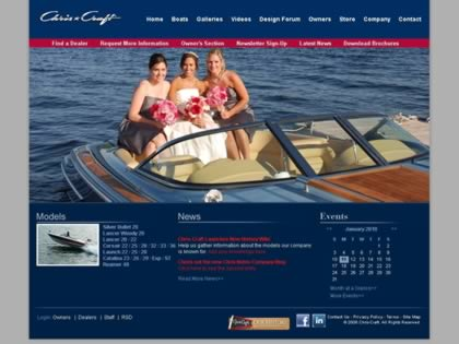 Cached version of Chris Craft Boats