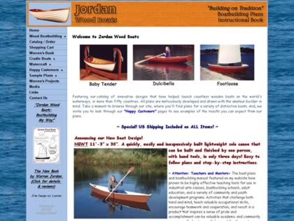 Cached version of Jordan Wood Boats