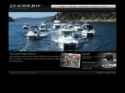 Cached version of Glacier Bay Catamarans