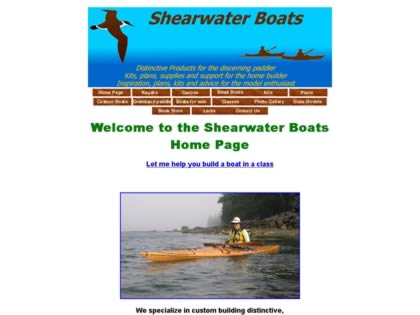 Cached version of Shearwater Boats