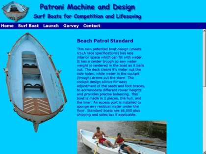 Cached version of Patroni Machine and Design