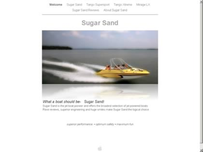 Cached version of SugarSand Jet Boats