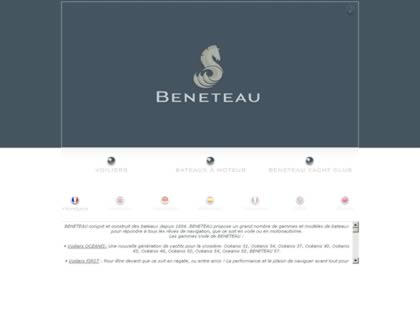 Cached version of Beneteau France
