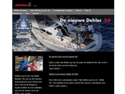 Cached version of Dehler Yachts
