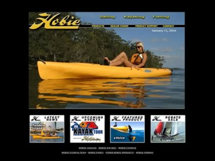 Cached version of Hobie Cat