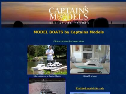 Cached version of Captain's Models