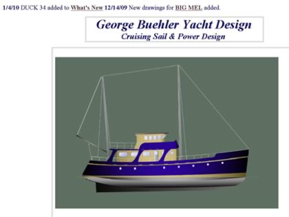 Cached version of George Buehler Yacht Design