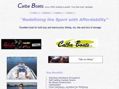 Cached version of Calba Boats