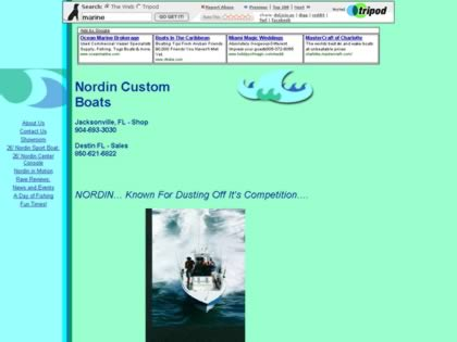 Cached version of Nordin Custom Boats