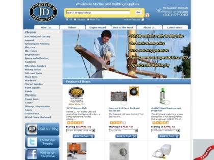 Cached version of Jamestown Distributors