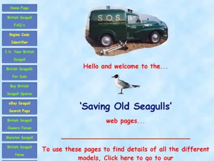 Cached version of Saving Old Seagulls