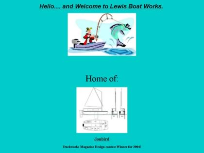 Cached version of Lewis Boat Works