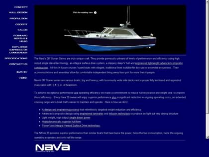 Cached version of NAVA Composites Inc.