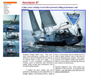 Cached version of Aerodyne Yachts