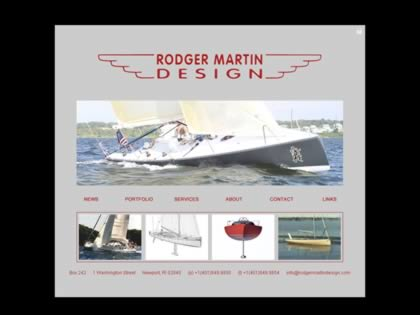 Cached version of Rodger Martin Yacht Designs