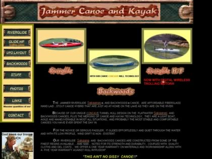 Cached version of Jammer Boat and Canoe
