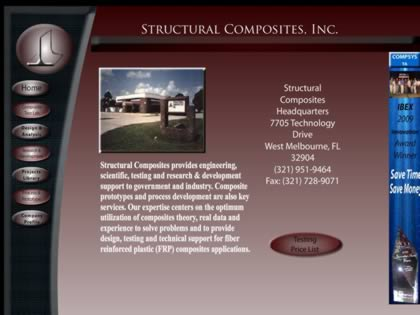 Cached version of Structural Composites, Inc.