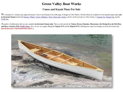 Cached version of Green Valley Boat Works