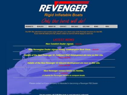 Cached version of Revenger RIBs