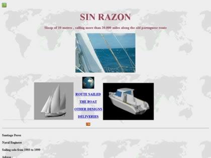 Cached version of santiago perez yacht design