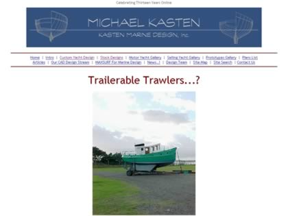 Cached version of Trailerable Trawlers