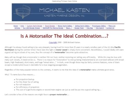 Cached version of The Ideal Motor Sailor