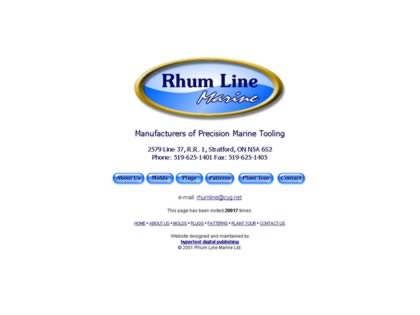 Cached version of Rhum Line Marine Inc.
