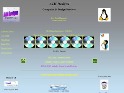Cached version of AJM Designs