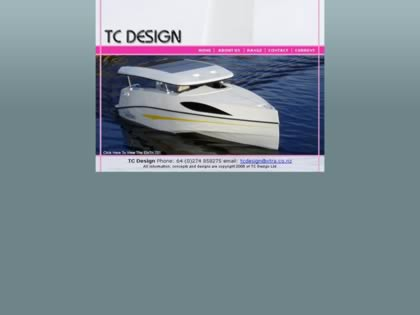Cached version of TC Design