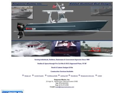 Cached version of Response Marine, Inc.