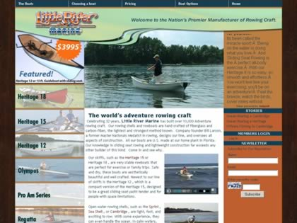 Cached version of Rowing Shells from Little River Marine