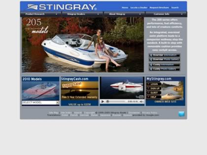 Cached version of Stingray Power Boats