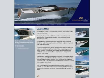 Cached version of Vaudrey Miller yachts NZ Ltd.