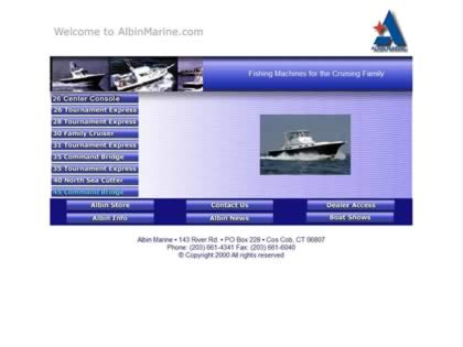 Cached version of Albin Trawlers