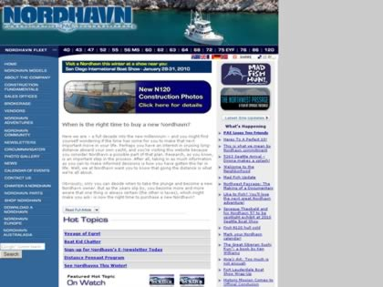Cached version of Nordhavn