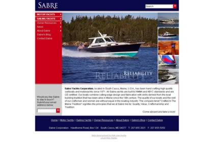 Cached version of Sabre Yachts