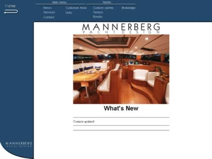 Cached version of Mannerberg Yacht Design