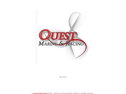 Cached version of Quest Marine Inc.